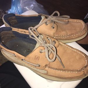 Sperry Topsider Size 6 M